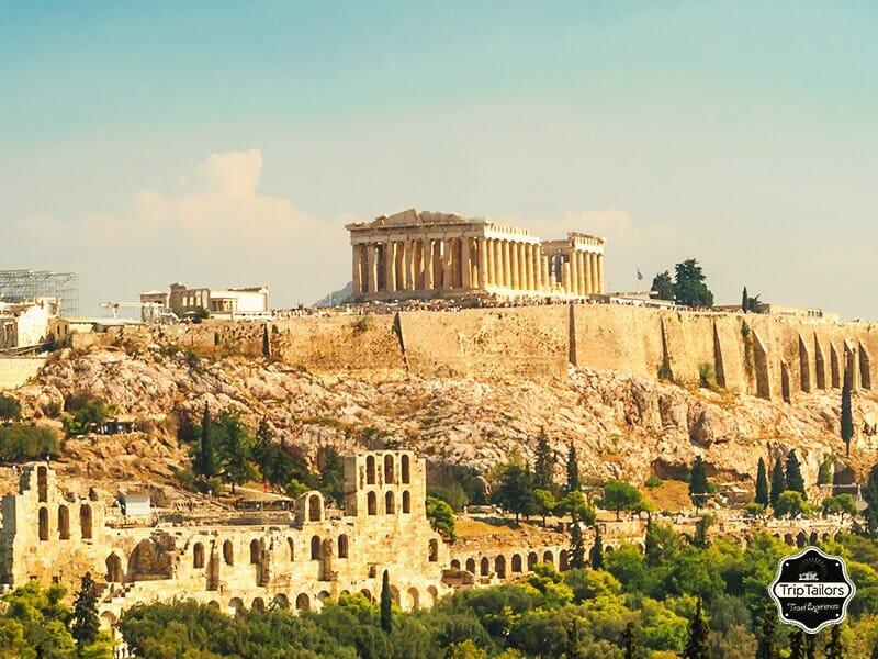 Qué ver en Atenas en dos días, los lugares imprescindibles