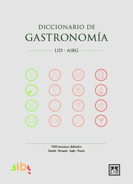 Diccionario de Gastronomía
