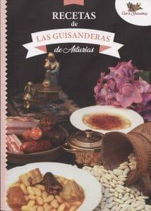 Portada de Receta de las Guisanderas de Asturias