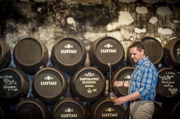 Lustau, la bodega más premiada de España