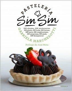 Libro pastelería Sin Sin