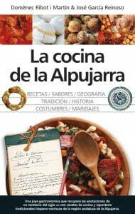 Portada de La cocina de la Alpujarra