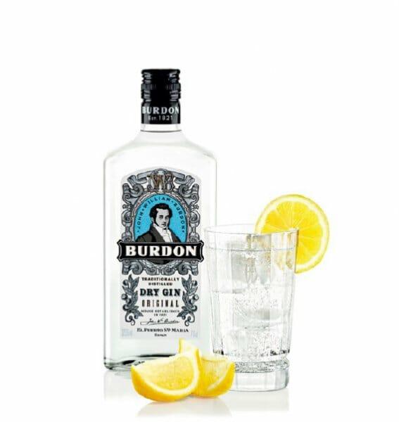 El renacer de Burdon Gin