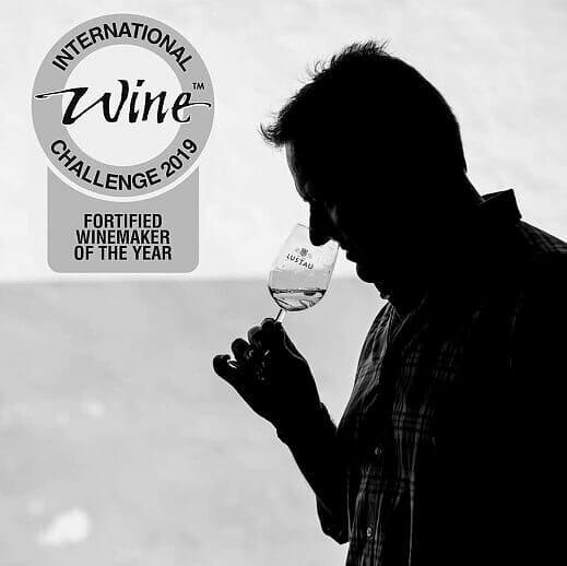 Sergio Martínez, Mejor Enólogo de Vinos Generosos del Mundo 2019