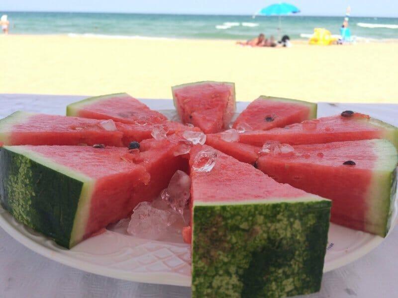 Xeraco: playa paradisíaca, ambiente familiar y buena cocina mediterránea