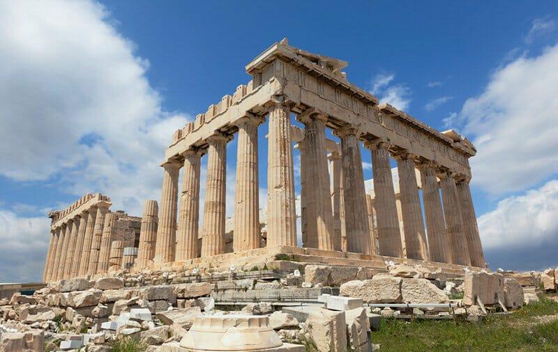 Los Tesoros de Grecia