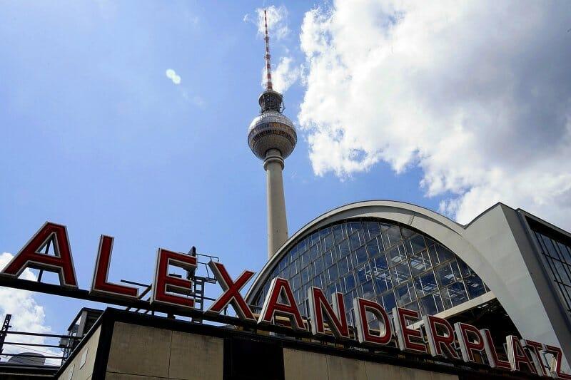 Alexanderplatz todo un simbolo de Berlín ©Yolanda Cardo