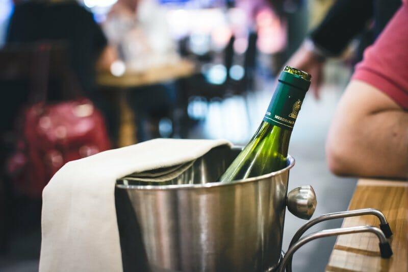 La temperatura perfecta de los vinos