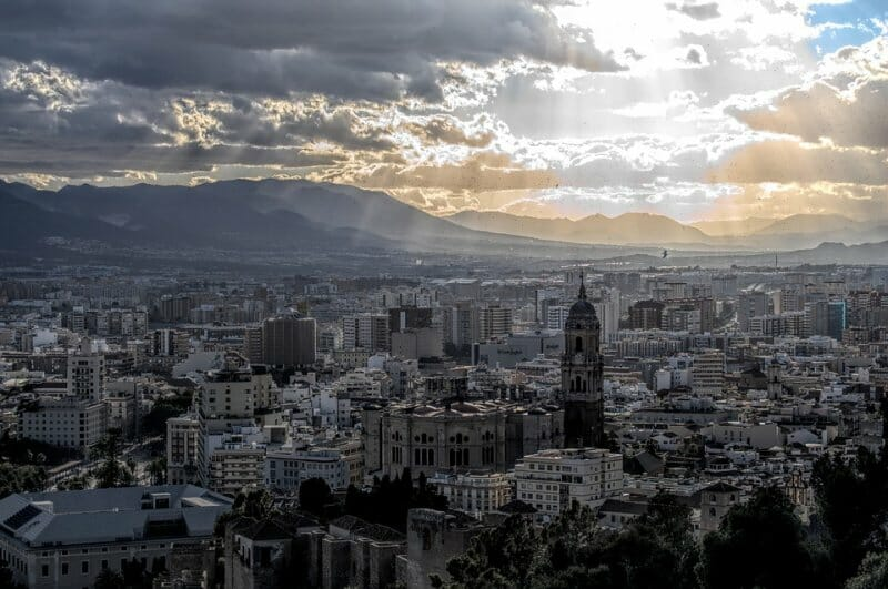 De ruta gastronómica y cultural por Málaga