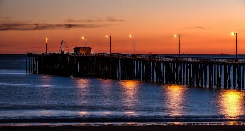 Las playas donde mejor se come en la costa de California