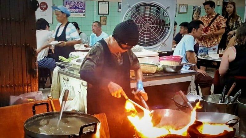 Cocina Tailandia