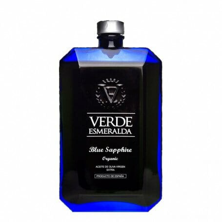 AOVE orgánico Verde Esmeralda Blue Sapphire
