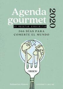 Portada de Agenda Gourmet 2020
