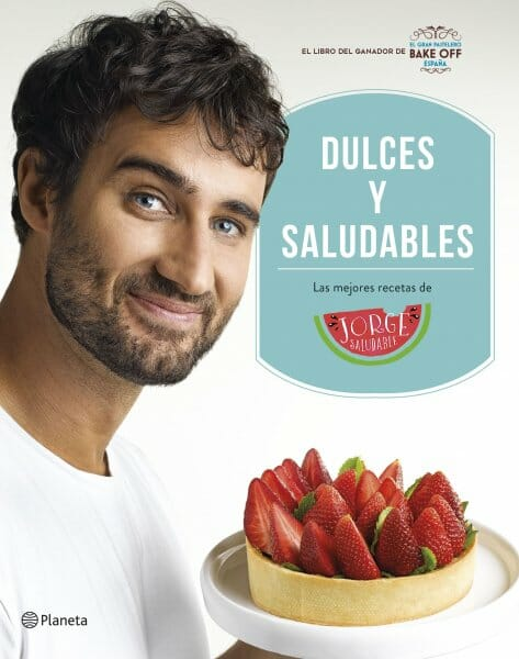 Libro Dulces y saludables