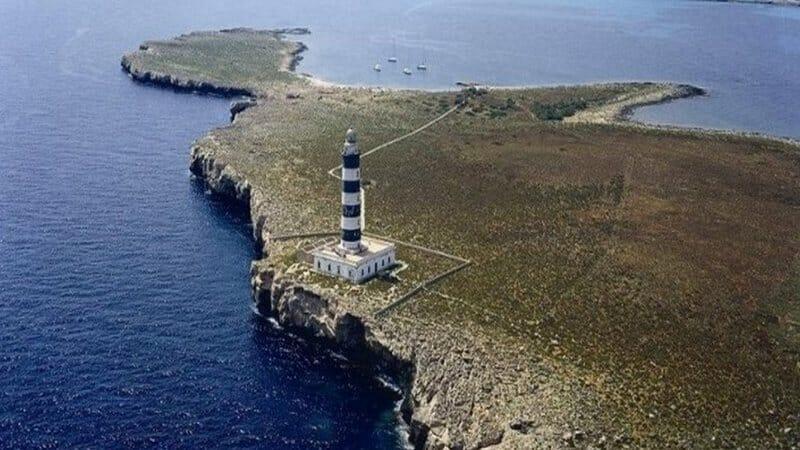Faro Menorca