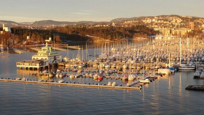 Oslo, la capital del mar