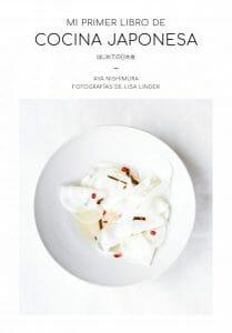 Portada de Mi primer libro de cocina japonesa