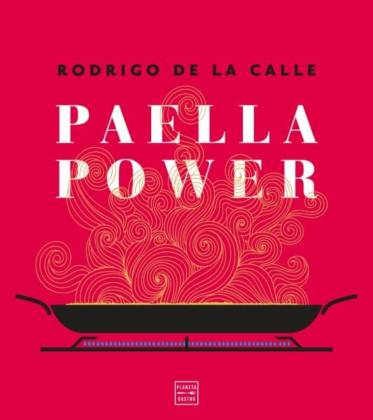 Portada libro paella Power