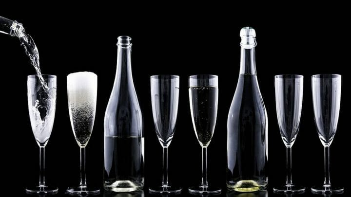 Diferencias entreCava y Champagne
