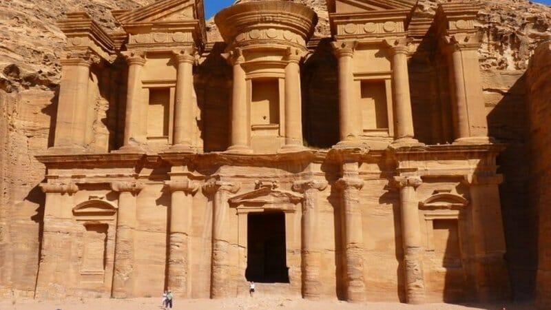 Petra, la ciudad perdida de los Nabateos