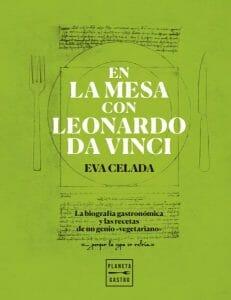Portada de En la Mesa con Leonardo da Vinci