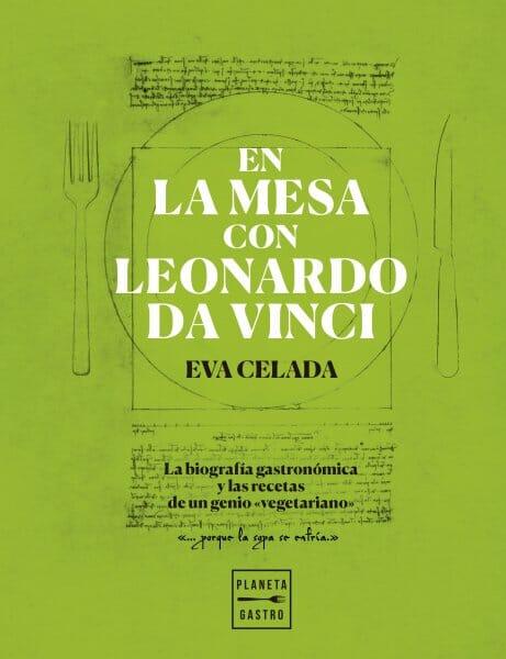 """Portada """"En la Mesa con Leonardo da Vinci"""""""