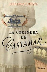 Portada de La cocinera de Castamar