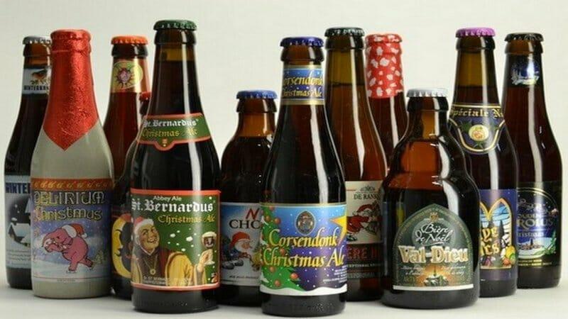 Cerveza Navidad