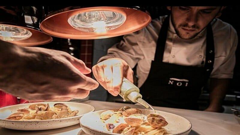 Noi: cocina creativa con la esencia y el sabor de Italia