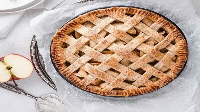 recetas manzana + apple pie