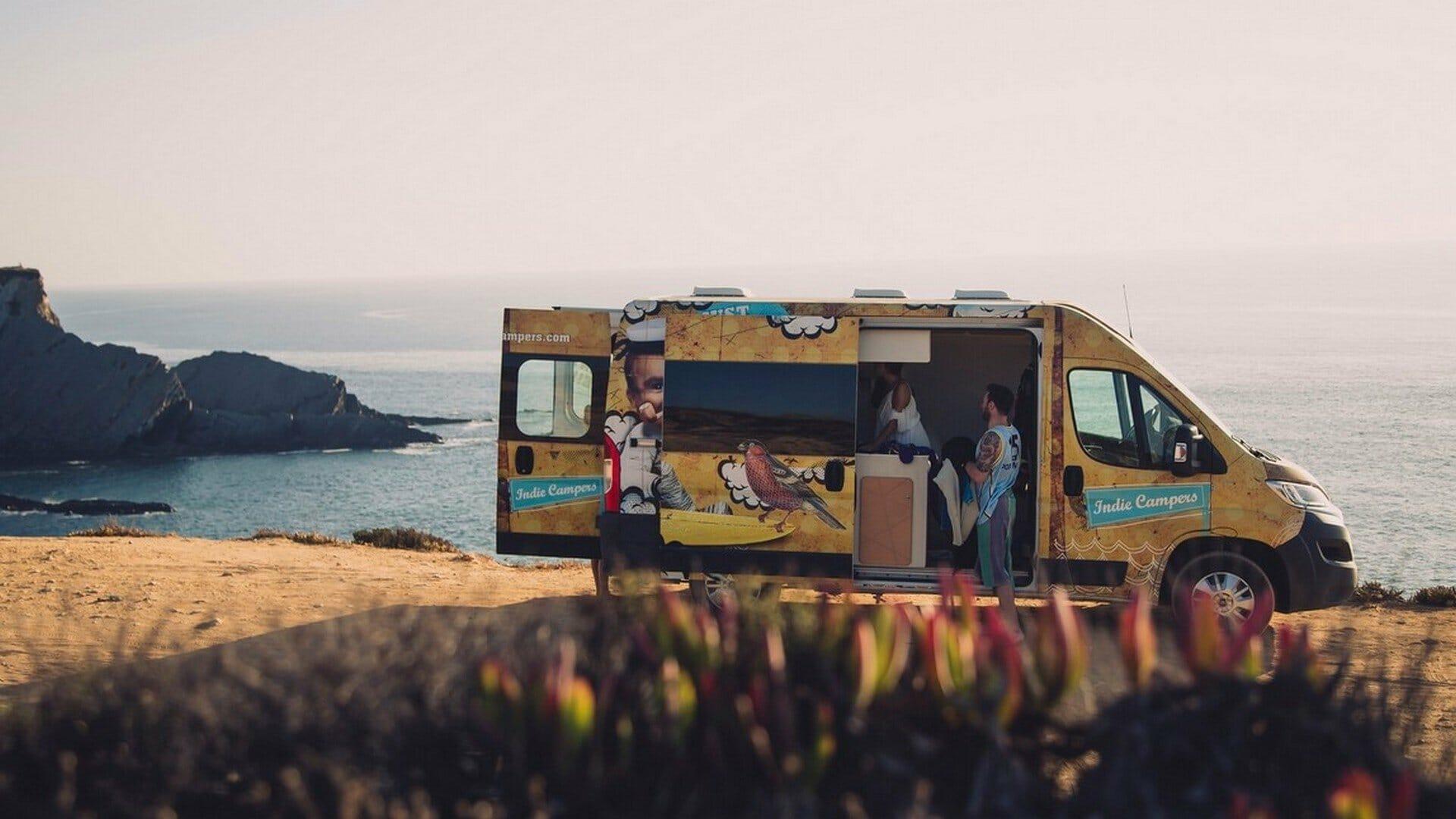 5 rutas para hacer con autocaravana en San Valentín