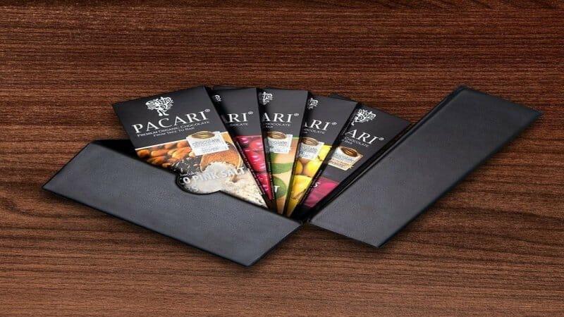 Chocolates Pacari: 100% orgánicos
