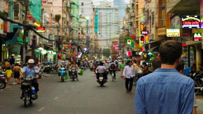 Tailandia, el gran mercado
