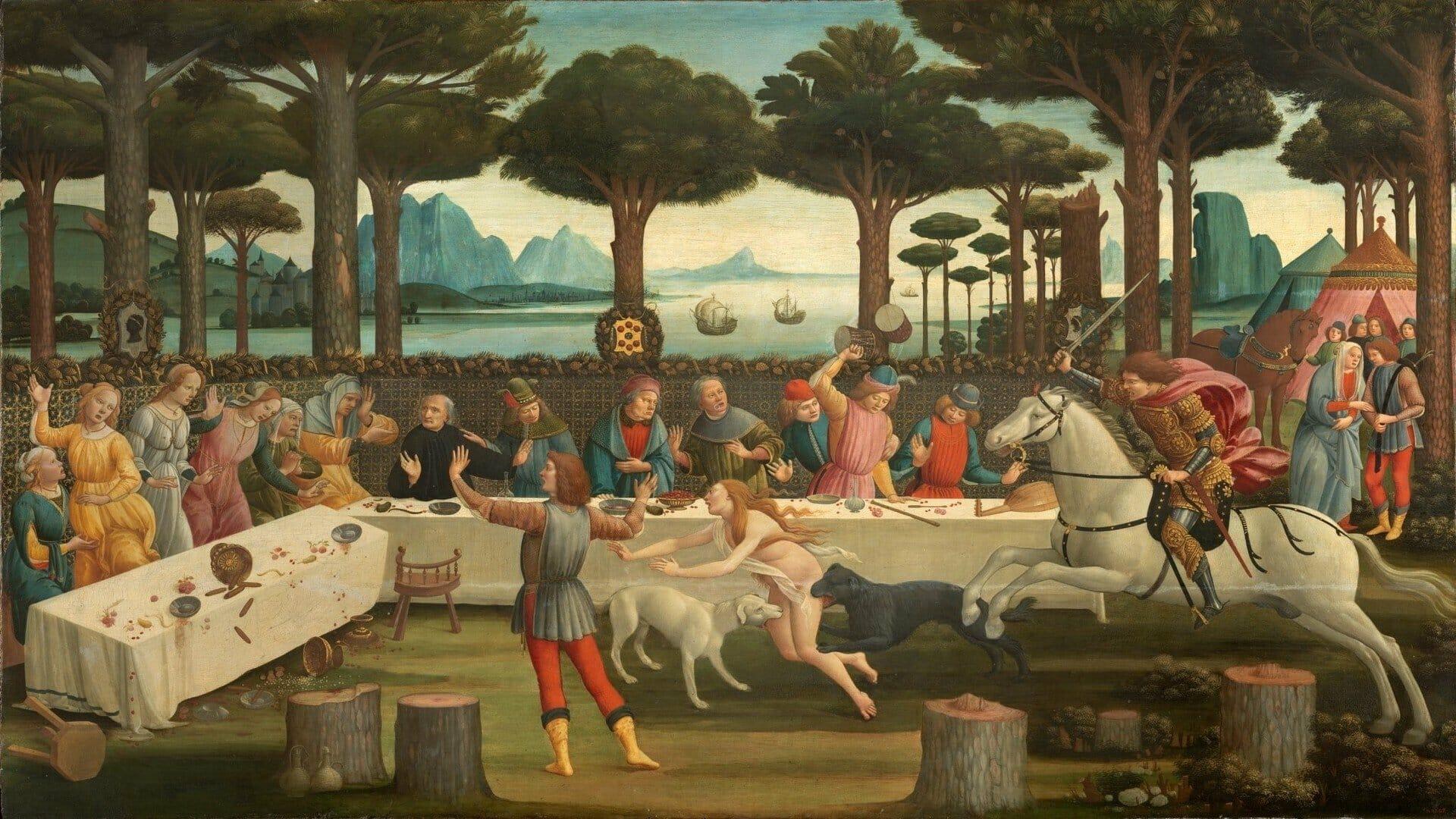 La gastronomía en el arte: 5 obras