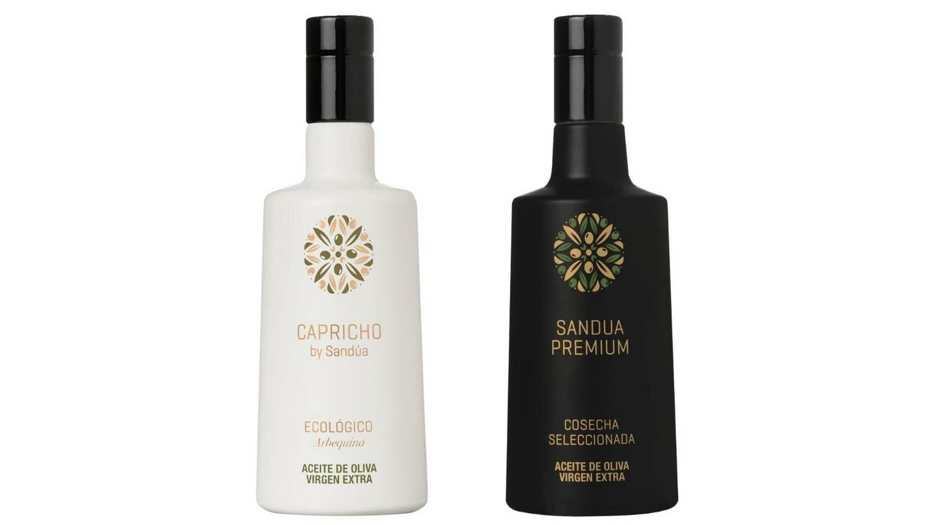 Sandúa lanza dos nuevos aceites de oliva premium