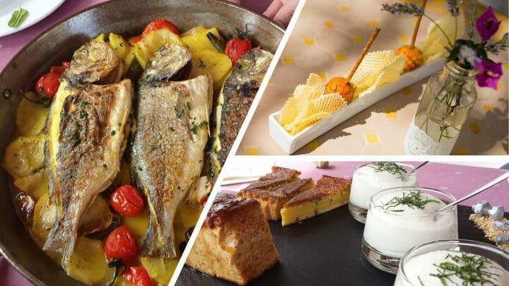 Tres platos para saborear Ibiza