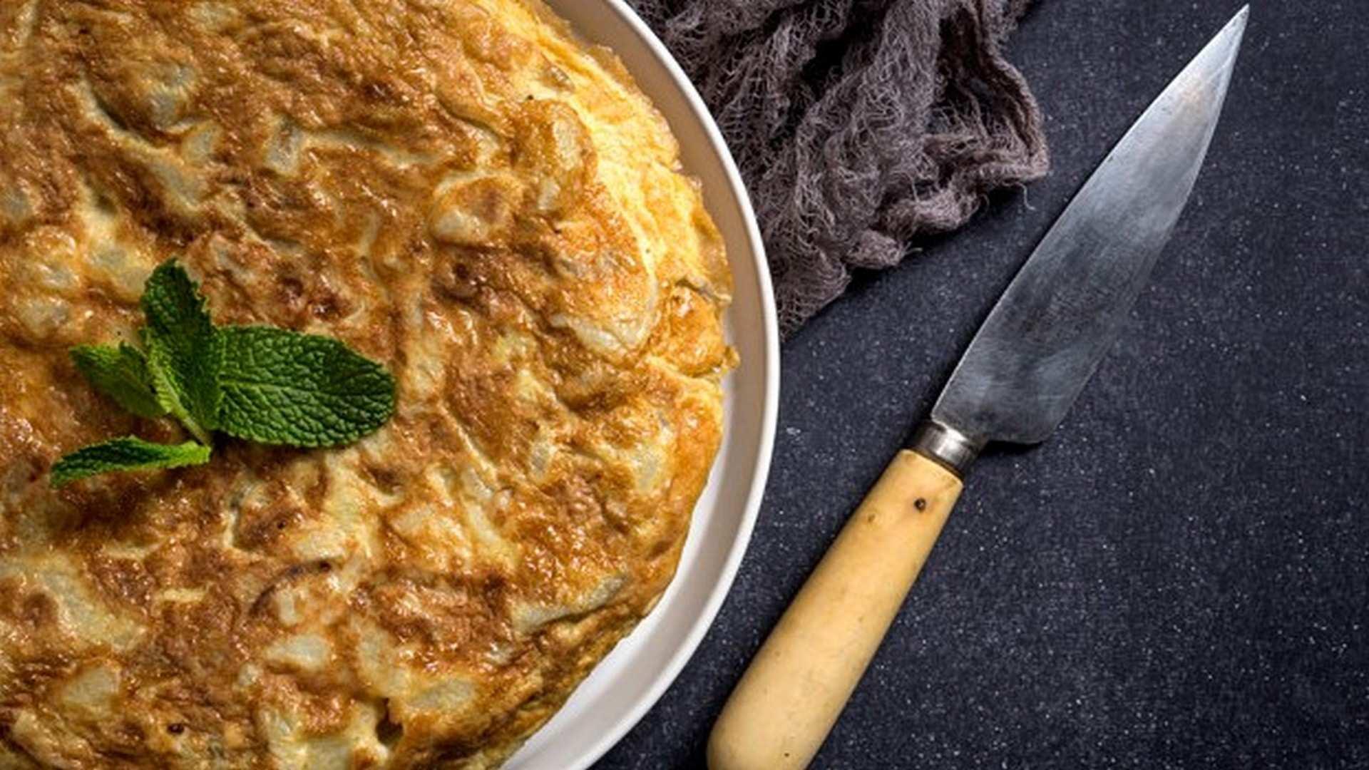 Tortilla de patatas: receta y consejos para que quede perfecta