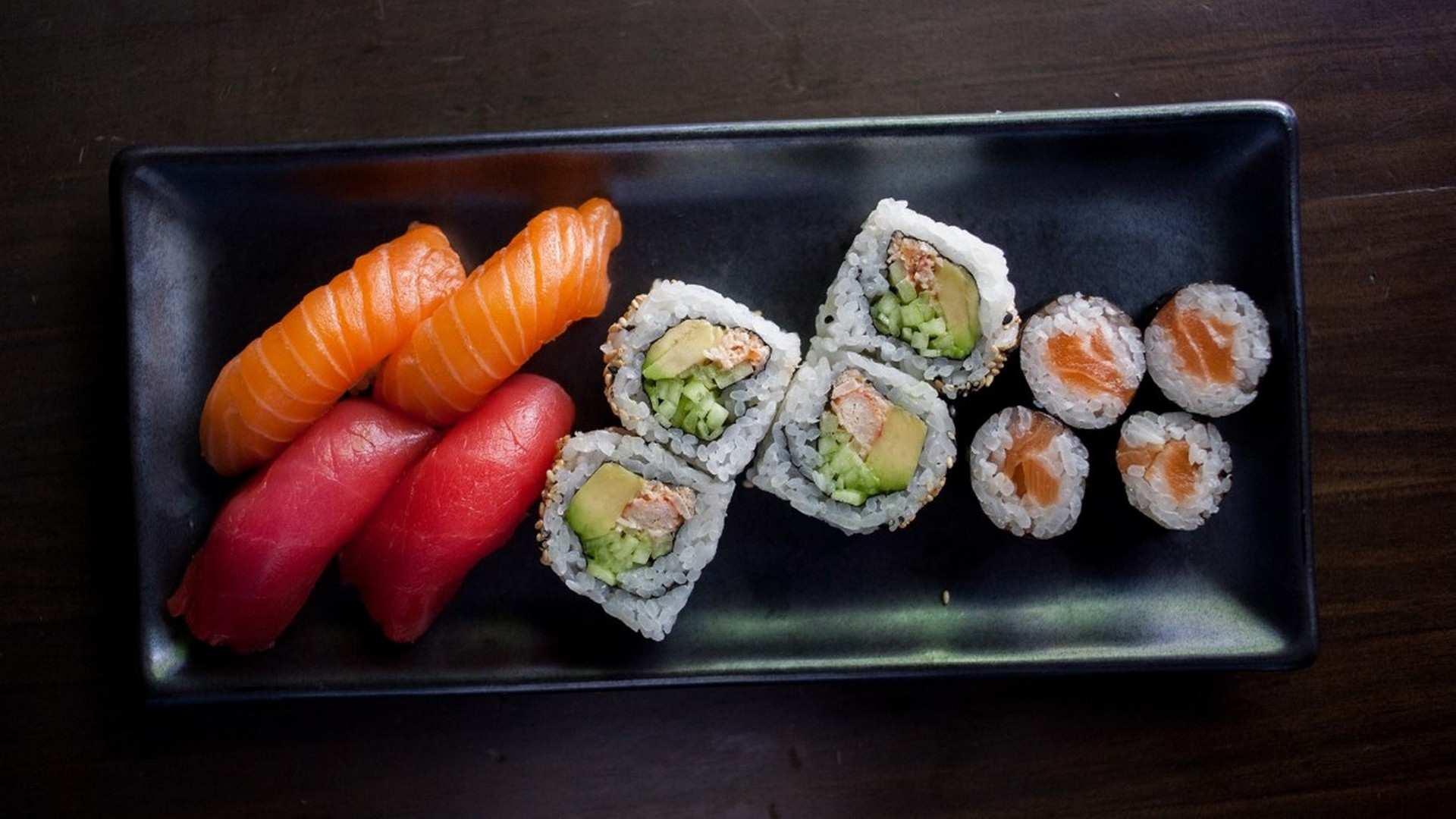 Casa sushi: Sashimis, nigiris, makis, uramakis... ¡a domicilio!