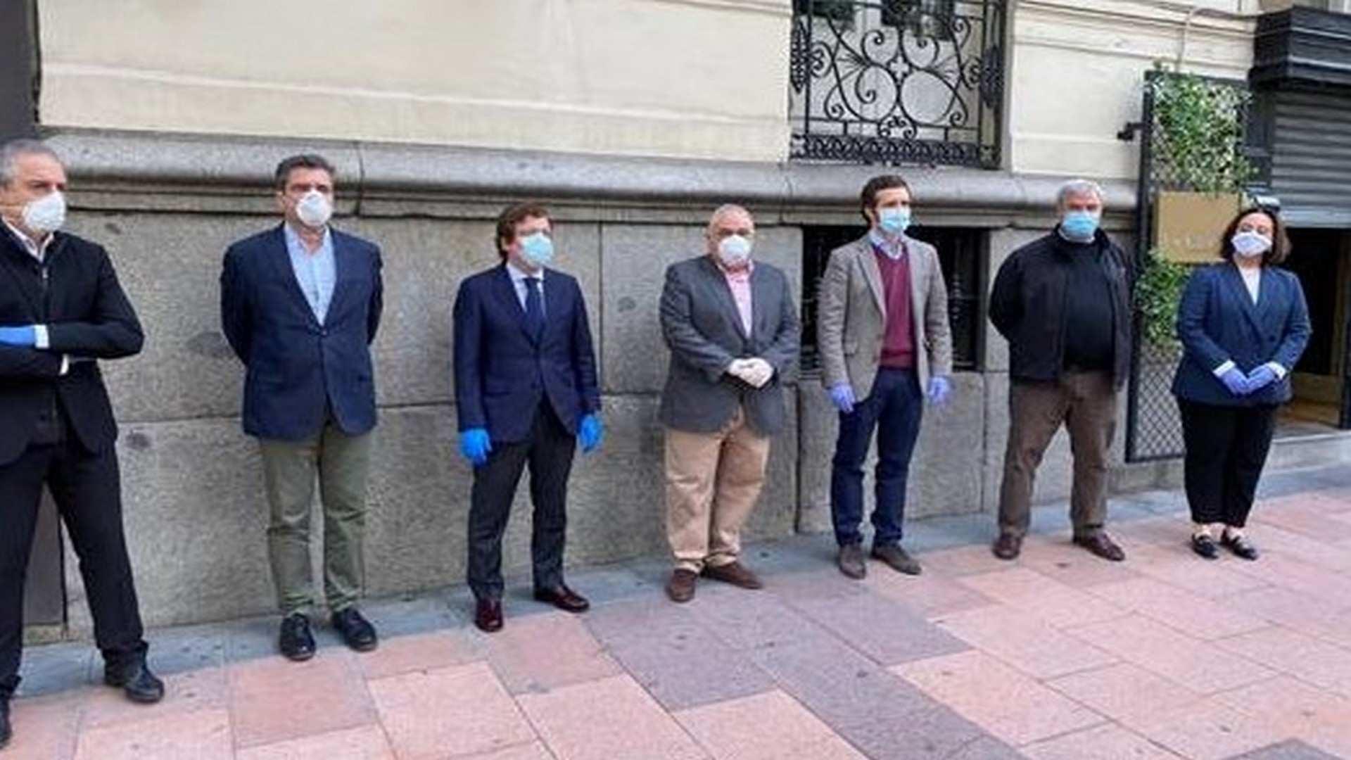 Ampliar ERTES, planes de financiación y flexibilización de las terrazas, demandas de Hostelería Madrid