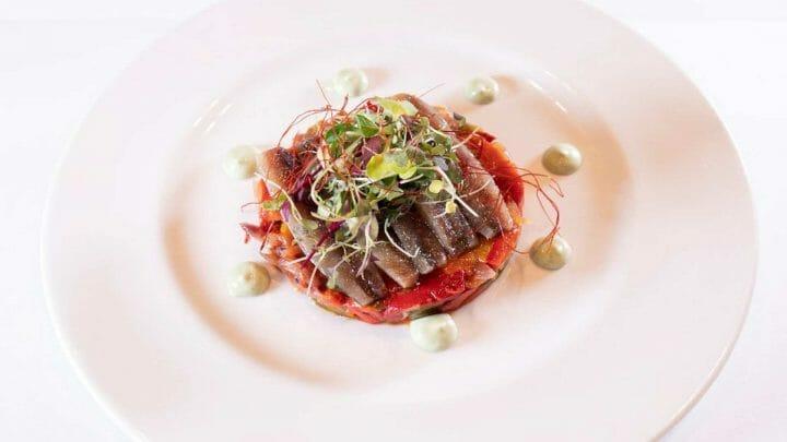 Restaurante Paradis, en Madrid: cocina de mercado puesta en casa