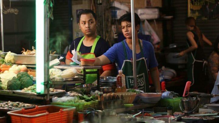 """Los """"Street Food Markets"""" más conocidos de Bangkok"""