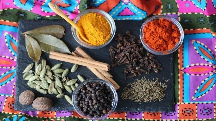 El curry, el alma de la gastronomía india