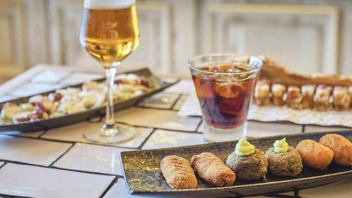 El 5 de Tirso, la taberna reinventada de Madrid
