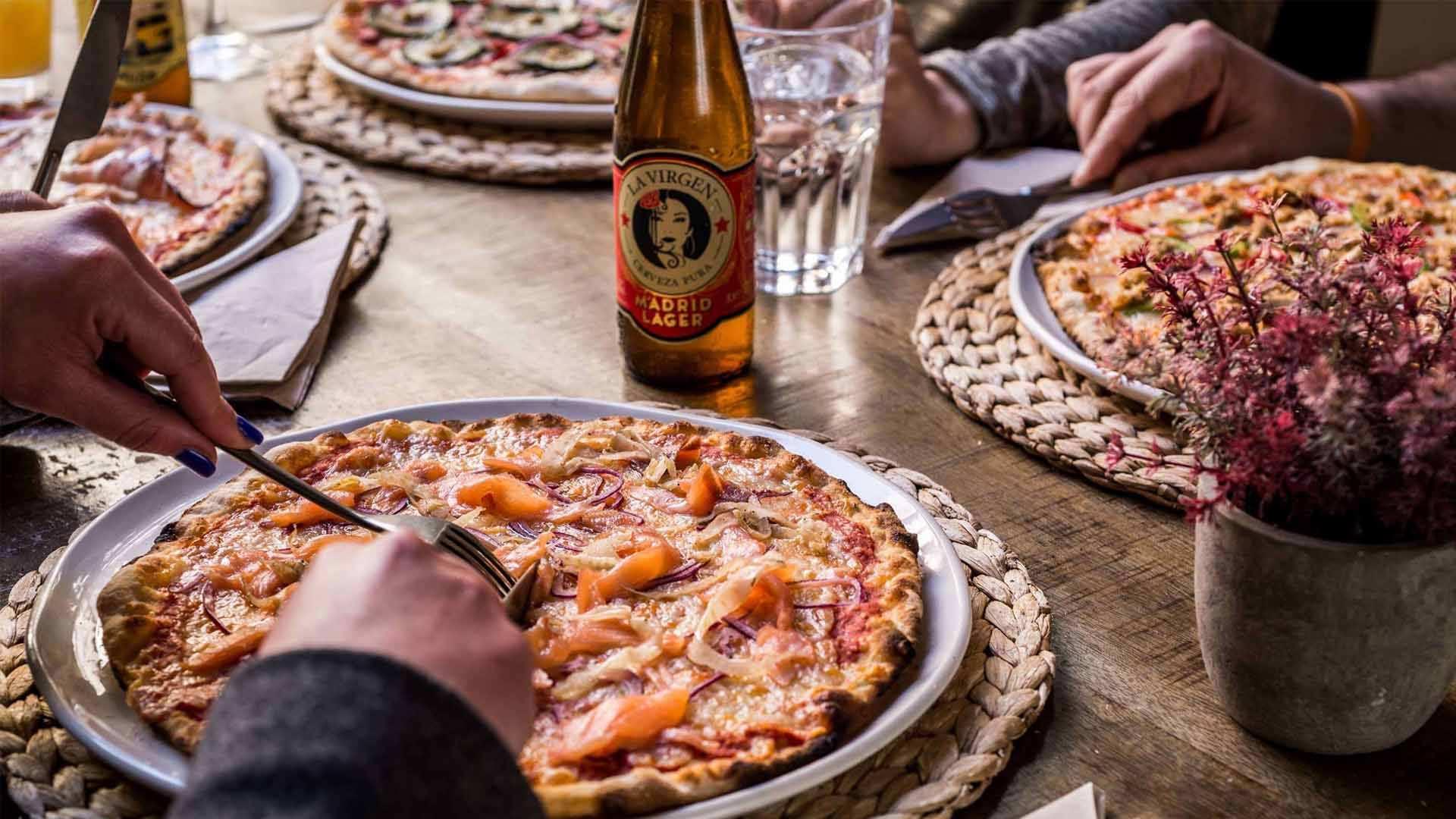 El secreto está en Massart Pizza