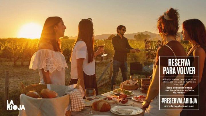 """La Rioja presenta su campaña de turismo """"Reserva para volver, Reserva La Rioja"""""""