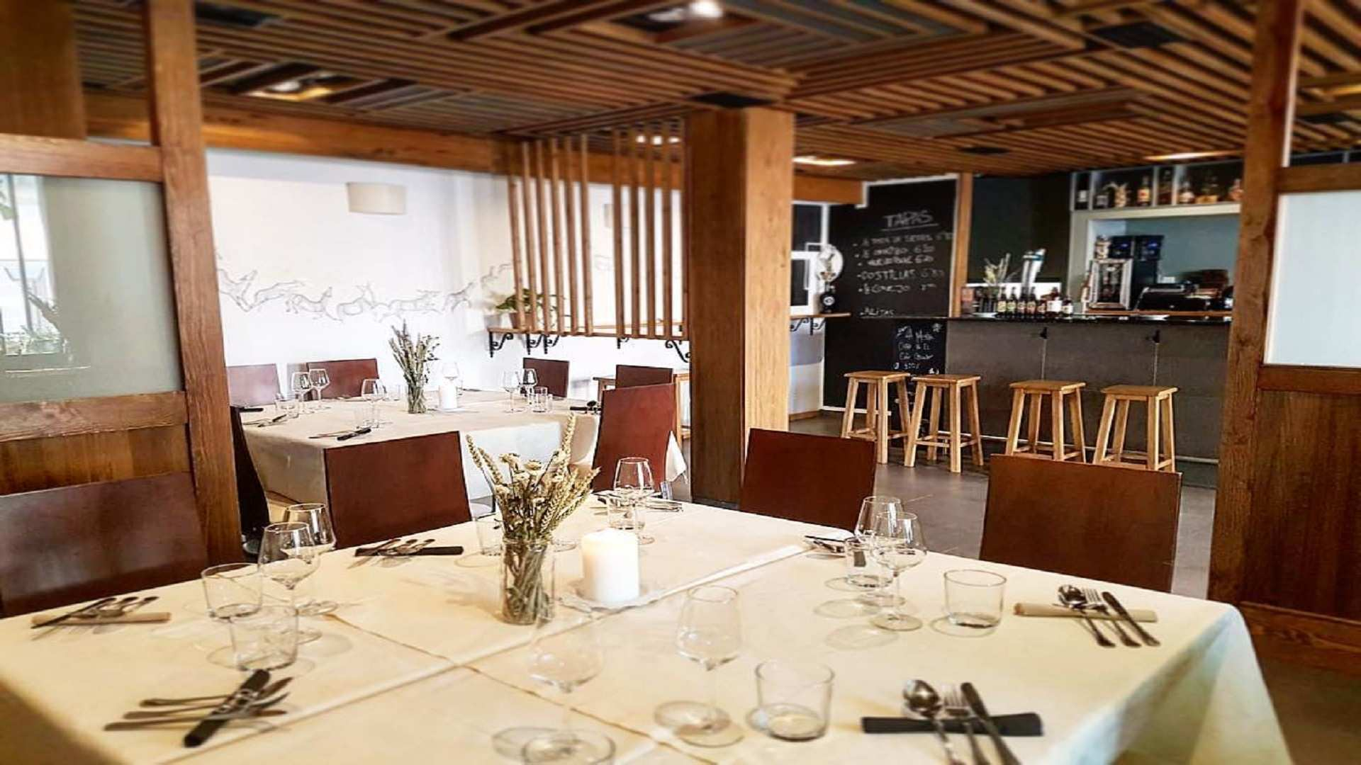Ocho buenos restaurantes para comer en la Sierra de Guadarrama