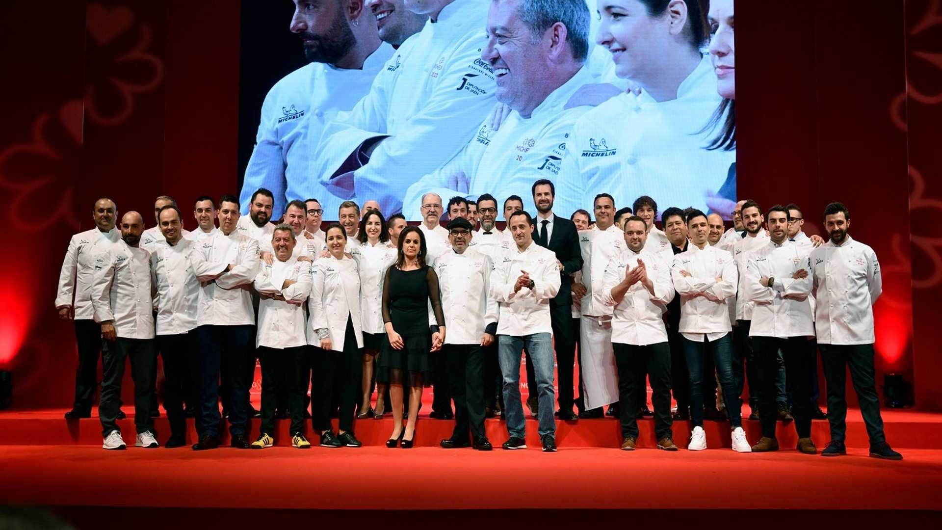 Madrid será la ciudad que acoja la gala de presentación de la guía Michelin España & Portugal 2021