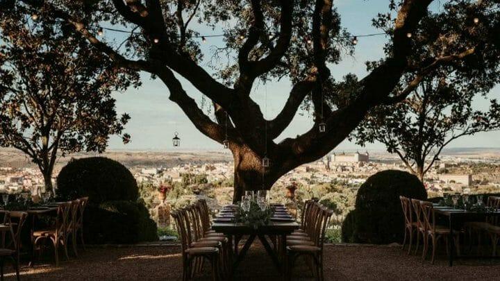 Toledo al fresco. Cenas de verano en los cigarrales y las terrazas manchegas más exclusivas