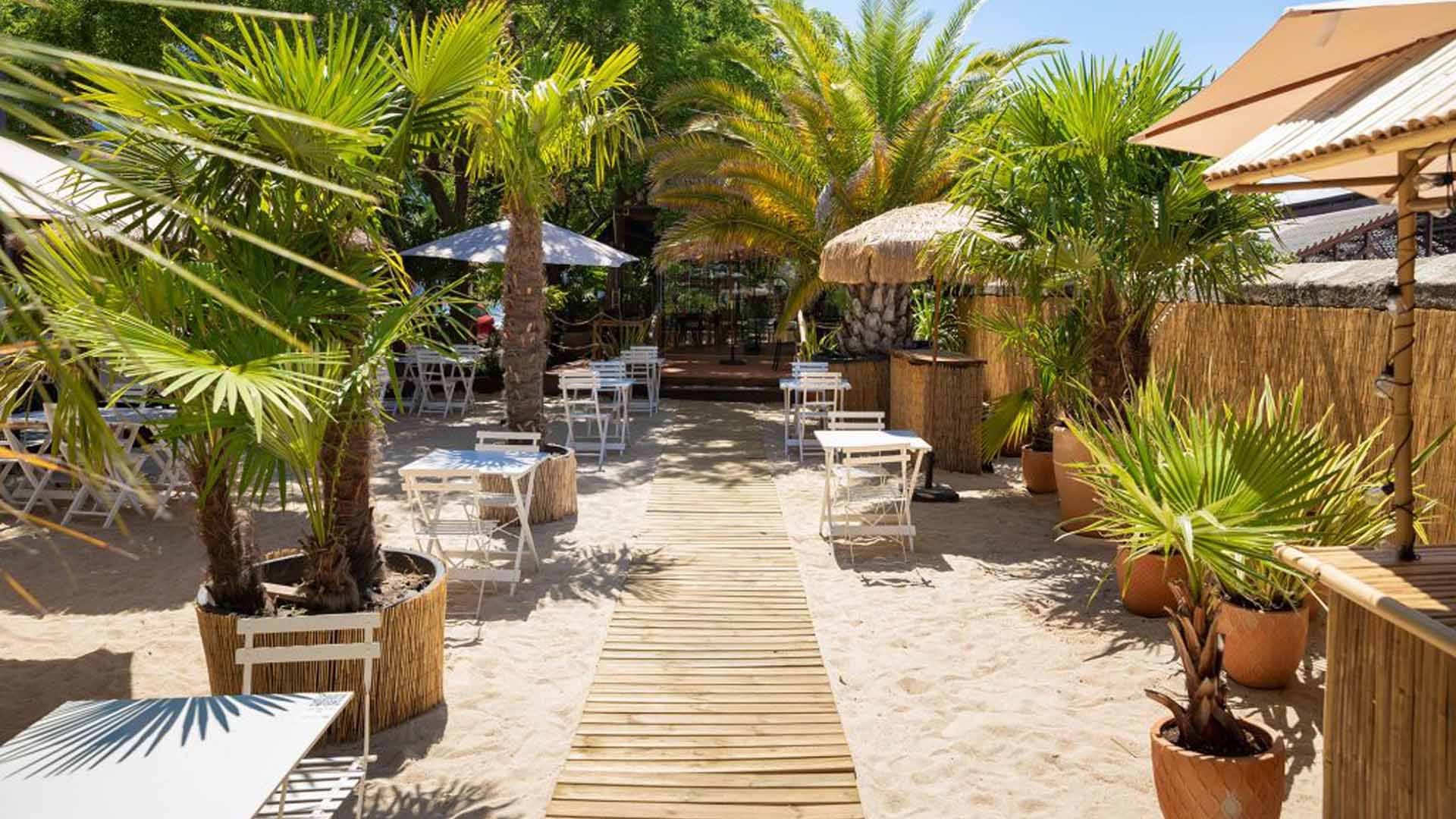 Dos restaurantes en Madrid para no echar de menos la playa