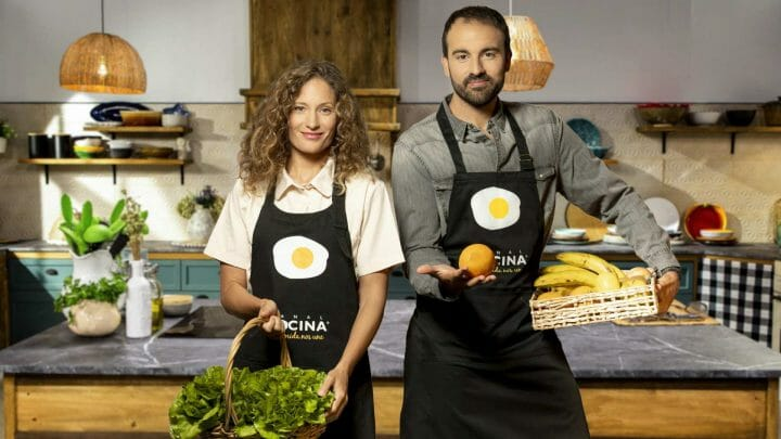 'Dime lo que comes', el estreno de Canal Cocina para alimentarnos bien
